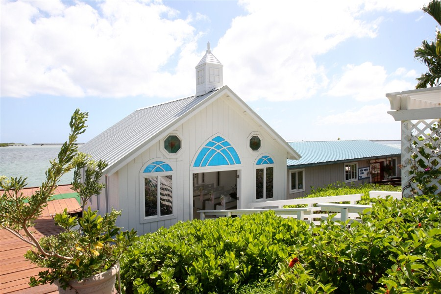 Princess Lagoon Chapel