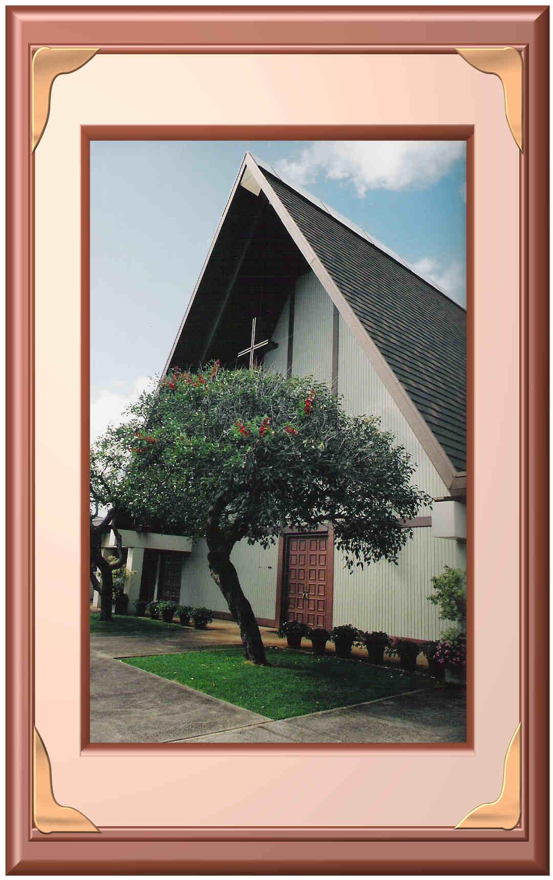 St. Timothy's Episcopal Church: