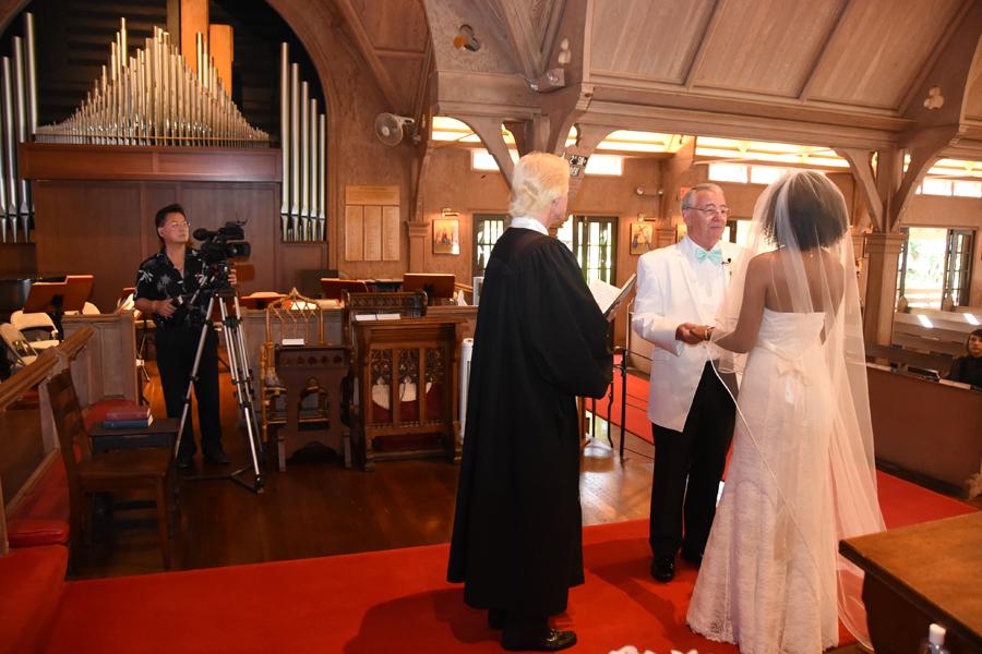 Church Weddings Honolulu